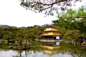美しい金閣寺